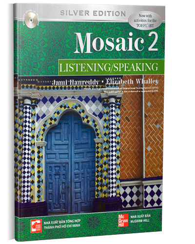MOSAIC 2 - LISTENING/SPEAKING